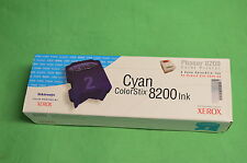 Xerox ColorStix Phaser 8200 Cyan 016-2045-00 Qty 5 Genuine Original Solid Ink