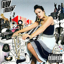 Alright, Still [PA] by Lily Allen (CD, Jan-2007, Capitol/EMI Records) LIKE NEW