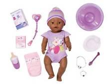 Zapf Baby born Interactive Puppe Ethnic 43cm Zubehör Badepuppe Babypuppe 822029