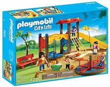 Playmobil 5612 Playground Set Ages 4+ Toy Sports Outdoor Boys Girls Kite Sand