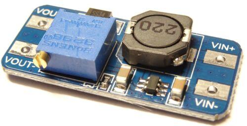 MT3608 DC-DC Step Up Wandler Leistungsmodul Booster Power Modul Max 2A 16