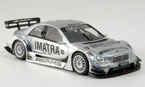 Mercedes Classe C DTM, d'Imatra, 1 43, Minichamps