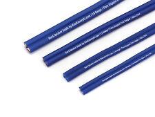 KnuKonceptz Kord Speaker Wire Ultra Flex Blue OFC 12 Gauge Cable 100'