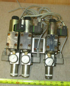 Altec 6007840 Solenoid Valve Manifold B 9745 New