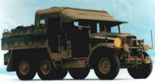 Bofors tracteur Kit-Lead Sled MORRIS CDSW Moulé en Blanc-en métal /& résine-LS3508