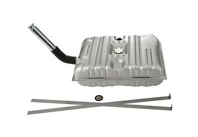 1953 1954 Chevy Car Steel Fuel Gas Tank 18 Gallon Extra Capacity Baffled 53CGX