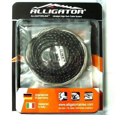 ABX gobike88 Alligator NEW mini iLINK 4mm Shift Cable Set Silver