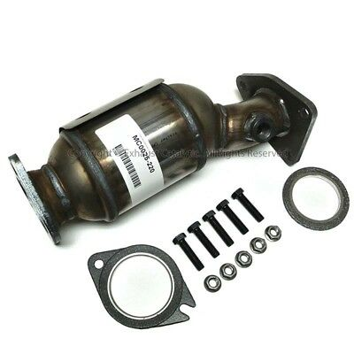 2012-2016 Nissan NV1500 4.0L V6 Exhaust Catalytic Converter Direct-Fit Fits