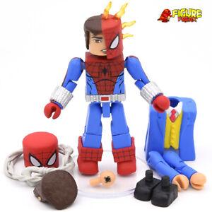 Marvel-Minimates-TRU-Toys-R-Us-Wave-25-Spider-Sense-Spider-Man-Peter-Parker