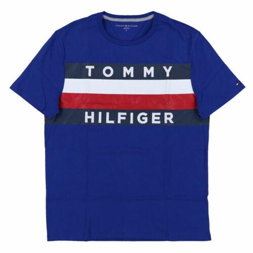 NWT Men/'s Tommy Hilfiger Short-Sleeve Tee T Shirt XS S M L 3XL // XXL