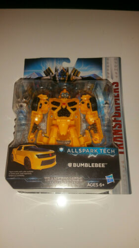 Ensemble de figurines Transformers Allspark Tech - Optimus Prime, Bumblebee, Hound