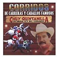 Chuy Quintanilla (corridos De Carreras Y Caballos Famosos) (cd, 2006)