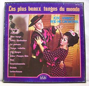 4-x-33T-Set-PLUS-BEAUX-TANGOS-OF-THE-WORLD-Vinyl-LP-12-034-Jose-VERANO-ABA-8112