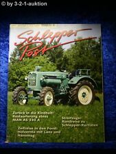 Schlepper Post 2/11 MAN AS 330 A Ferguson Story (3) Hanomag R 40