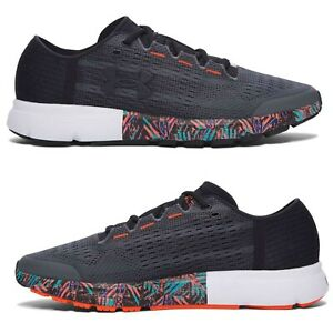 Under-Armour-Mens-New-Speedform-Velocity-Record-Equipped-Running-Shoes