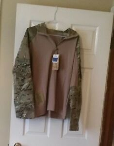 Emerson-Size-Large-Regular-Tactical-Gear-Coat-Tan-Olive-NWT