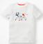 Mini Boden boys top tshirt animal graphic RRP $26 giraffes leopard baboon