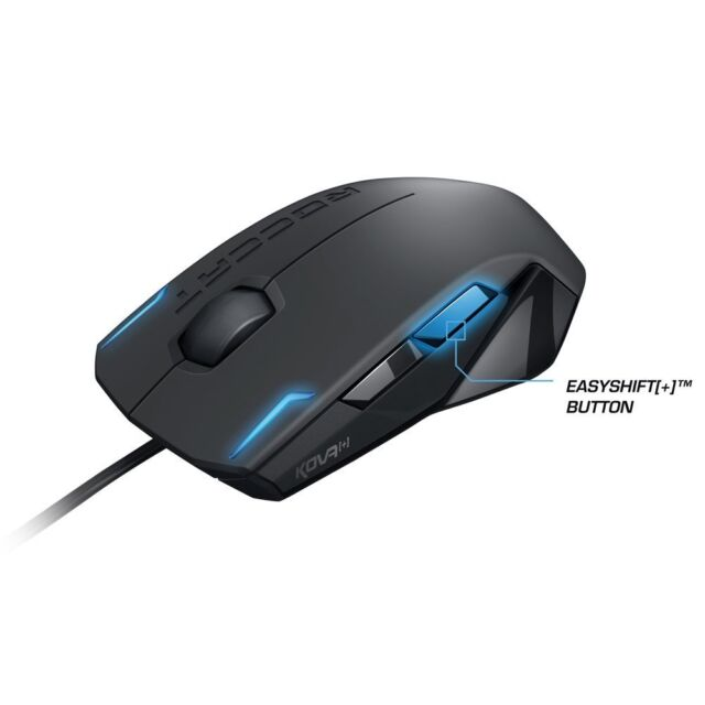 Roccat Kova[+] Max Performance Gaming Mouse PC K8/F3-5200 USB Maus UVP*=49,95€
