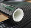 Black 4mm~20mm Silicone Fibreglass Heat Shield Tube Cable Protection Tube Red