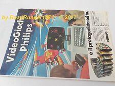 PHILIPS_Videopac_G7000 pubblicità originale del 1982_advertisement_werbung