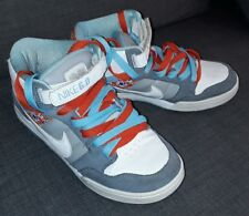 the best attitude 3e85a f6814 item 6 Nike Air 6.0 Mogan Mid Women s UK 5 Trainers Sneakers Shoes Grey  Blue 318886-011 -Nike Air 6.0 Mogan Mid Women s UK 5 Trainers Sneakers Shoes  Grey ...