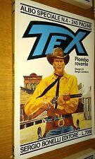 SPECIAL TEX WILLER-TEXONE #  4-PIOMBO ROVENTE-SERGIO ZANIBONI-1991