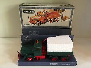 Kaelble-KdV-22-Z-8-t-tractor-de-NZG-452-en-1-50-OVP