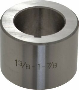Value-Collection-Machine-Tool-Arbor-Spacers-Thickness-Inch-1-Inside-Diam