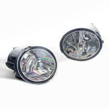 Fog Light For 01-07 Toyota Sequoia Clear Lens PAIR