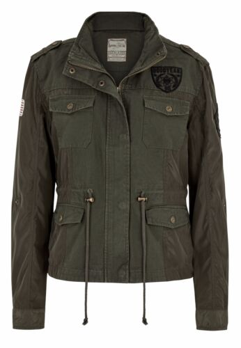 GOODYEAR BLY Ladies Jacket Veste olive//Army Green transition Veste
