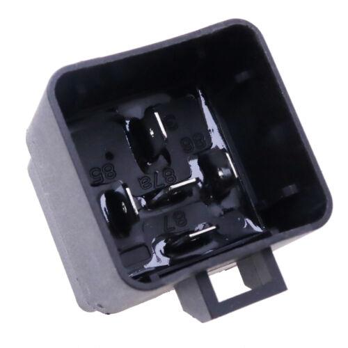 12 Volt Electrical Relay for John Deere 4X2 HPX 4X4 HPX 4X4 Trail HPX 6X4 Gators