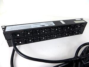 APC Basic Rack PDU AP9563 120V 20A 10 Outlets