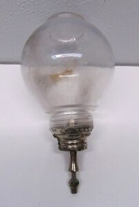 Vintage-Wall-Mounted-Clear-Glass-Gas-Station-Soap-Disinfectant-Dispenser