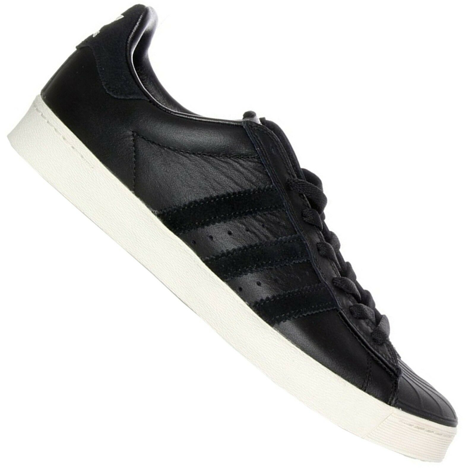 Adidas Originals Superstar Vulc Adv shoes Sneaker pelle black Classici