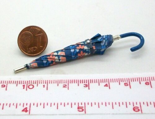 Stockschirm Puppenstube 4121# Miniatur Regenschirm M 1zu12 Puppenhaus