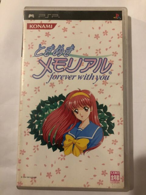 Tokimeki Memorial Forever With You Slps 00065 Sony Ps Psone Game Jap 2360 For Sale Online Ebay