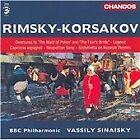 Nikolai Rimsky-Korsakov - Vassily Sinaisky Conducts Rimsky-Korsakov
