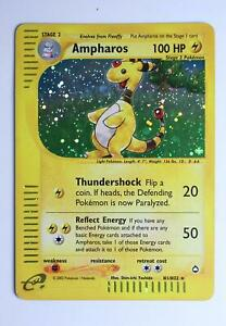 Pokemon-Card-Ampharos-H1-Aquapolis-Holo-Excellent