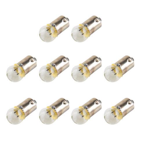 10pcs 6V 3W Speedo Speedometer Light Bulbs For Suzuki TS100 TS125 TS185 TS250