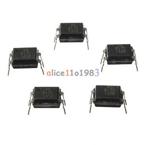 50Pcs-PC817-EL817C-LTV817-PC817-1-DIP-4-OPTOCOUPLER-SHARP-Best