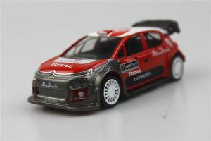Norev-1-43-Citroen-C3-WRC-Supercar-kids-Toys-No-Packaging