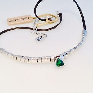 Details about SOLD OUT!UNO DE 50 ALL STARS SQUARE BEADED & TRIANGLE SWAROVSKI CRYSTAL NECKLACE