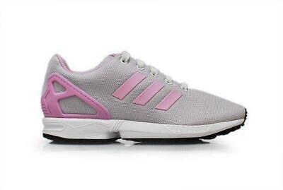 adidas zx flux rosa weiß