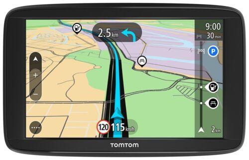 TomTom Start 52 M CE 19 Europa Länder Lifetime 3D Maps Tap /& GO GPS XXL Navi WOW