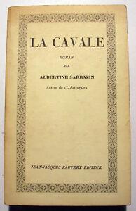 PROSTITUTION-A-SARRAZIN-L-039-ASTRAGALE-JJ-PAUVERT-1965-EO