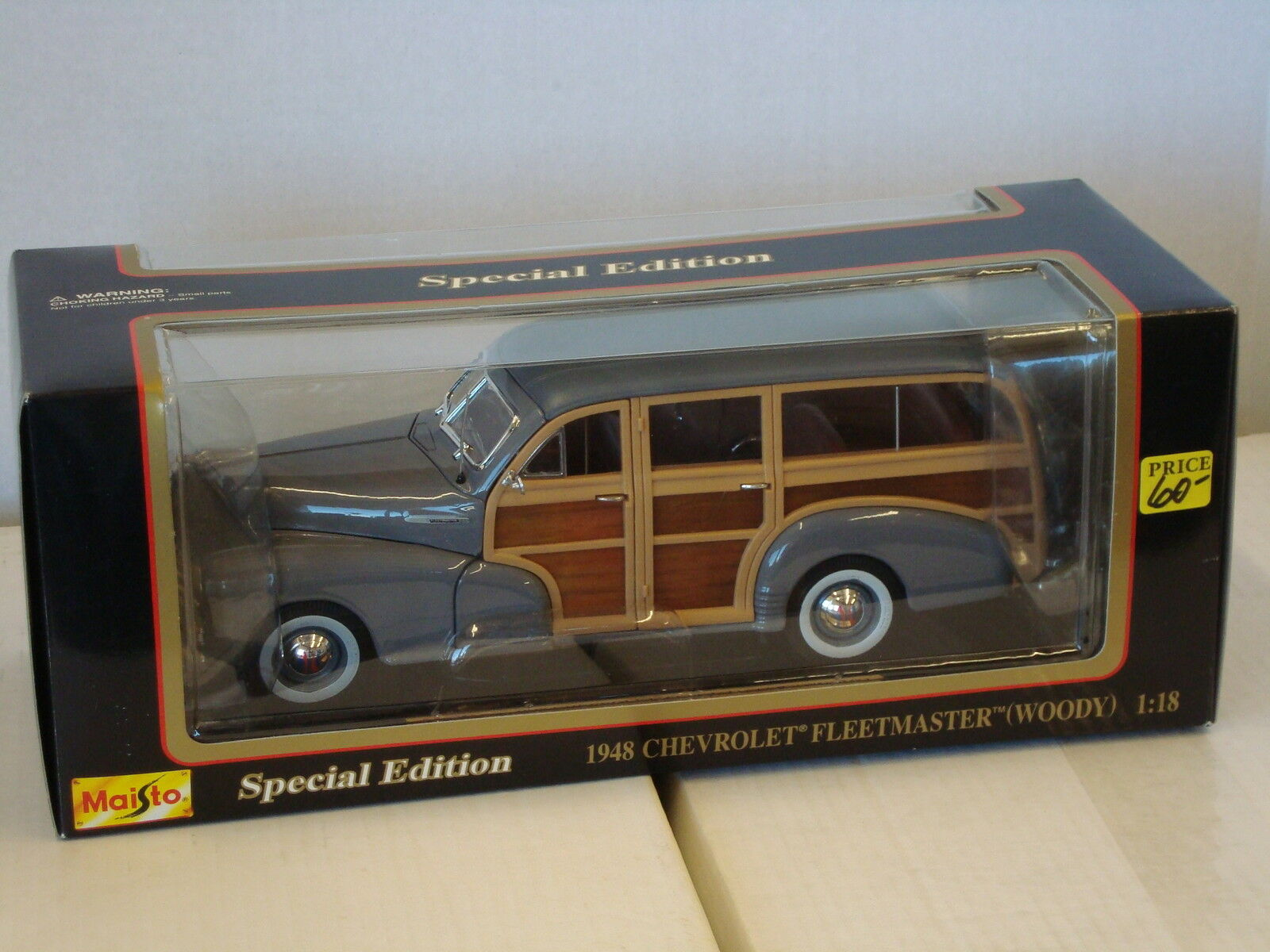 MAISTO SPECIAL EDITION 48 CHEV WOODY