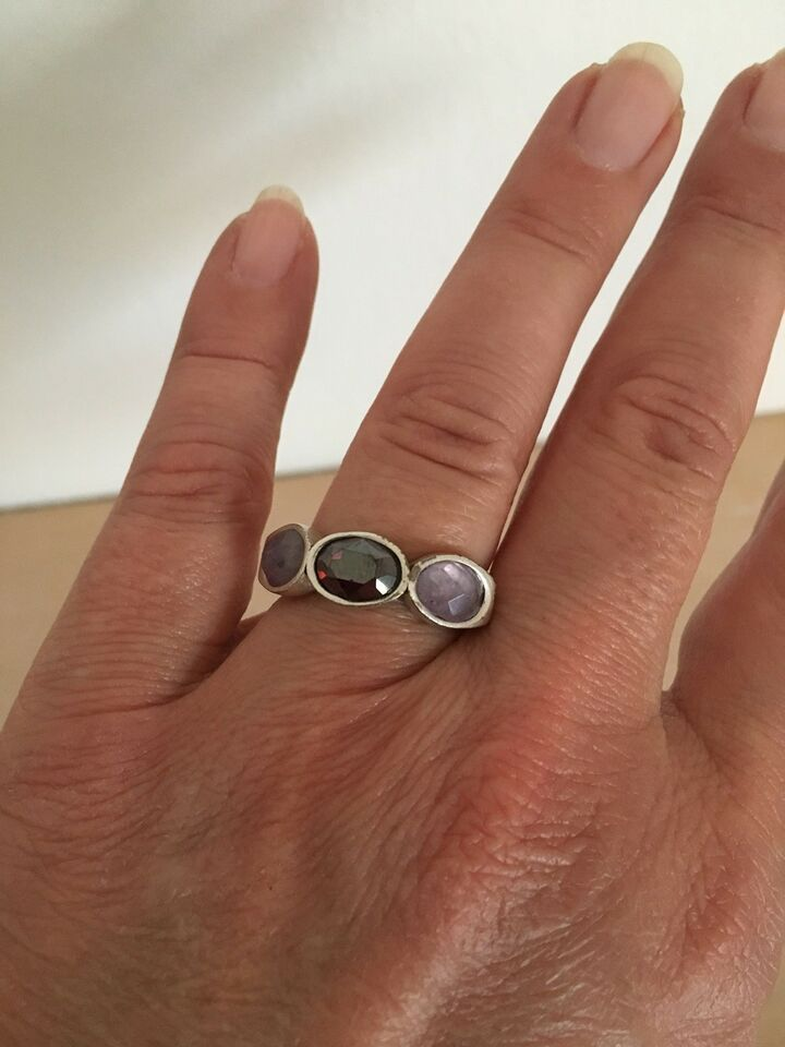 Fingerring, bijouteri, Dyrberg/Kern