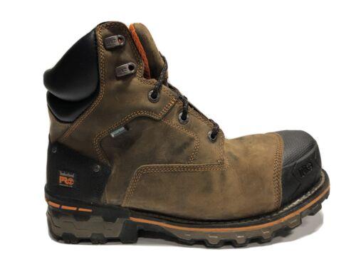 Timberland Pro Boondock Mens Work Boots Waterproof