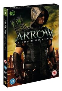 Arrow-Season-4-2016-DVD