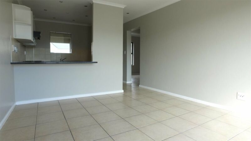 Neat two bedroom apartment now available in a 24 hour manned security complex!